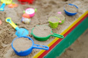 nursery sand