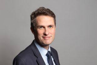 Gavin Williamson, Education Secretary